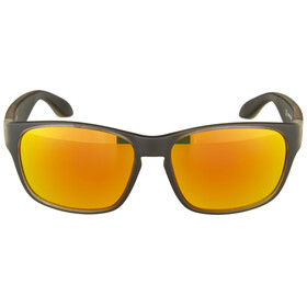 Rudy Project Sensor Glasses Ice Black/Multilaser Orange
